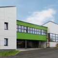 Best practice of school renovation #9 Rainbach Secondary School