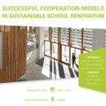 """INVITATION – Workshop """"Successful Cooperation models in Sustainable School Renovation"""", 19.11.2015 in Stuttgart, Germany"""