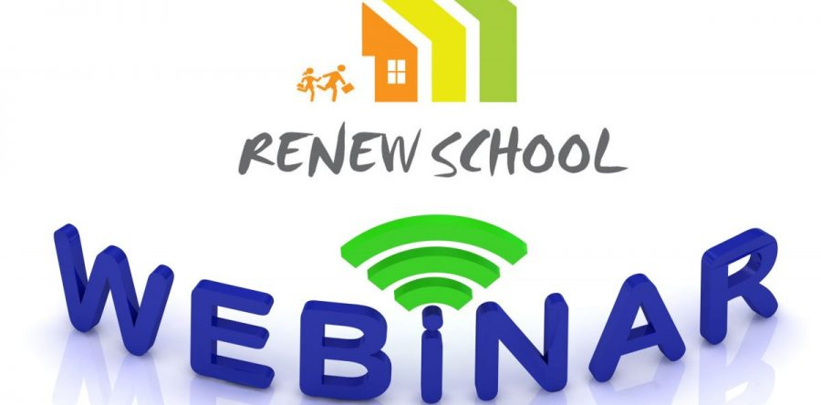 RENEW SCHOOL Webinar – Real examples and outcomes from the Renew