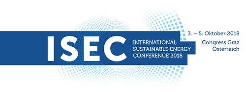 International Sustainable Energy Conference – ISEC 2018